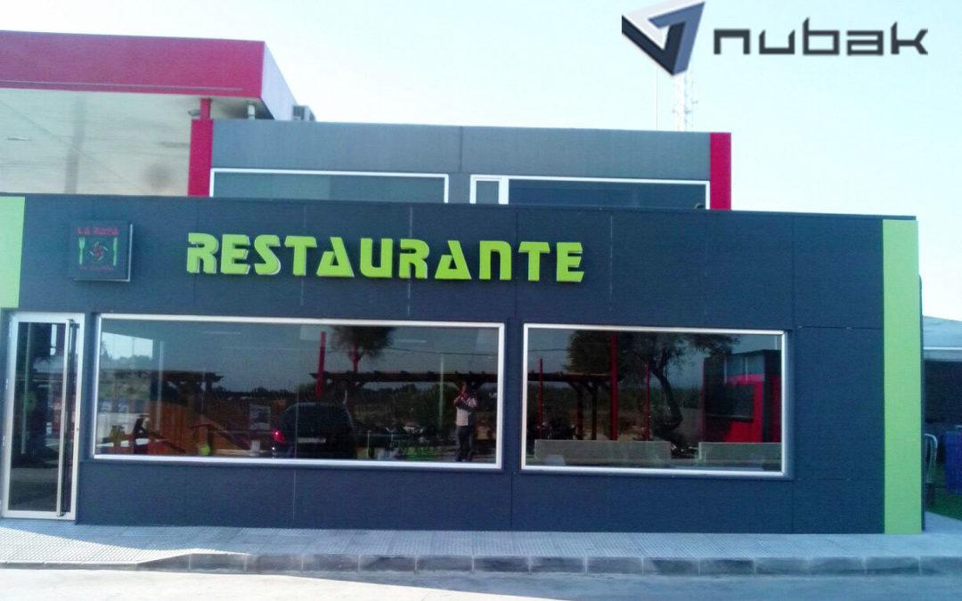 Restaurante realizado en Comunidad Valenciana